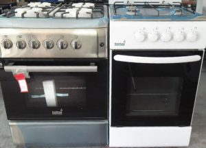 Gas stove units