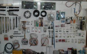 Gas accessories & parts